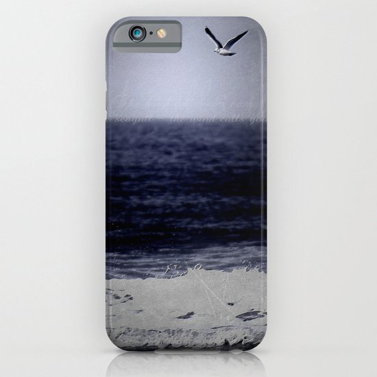 The wind calls your name iPhone & iPod Case