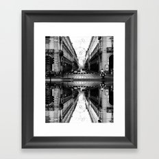 Torino UNDERWORLD Framed Art Print