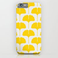 Ginkgo Leaf iPhone 6 Slim Case