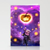 EllieWeen Stationery Cards