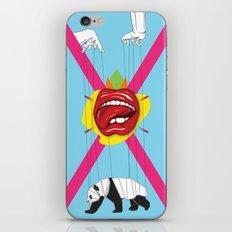Paper Pops iPhone & iPod Skin