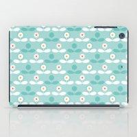 Summer Flower Retro iPad Case