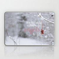 Angels Laptop & iPad Skin