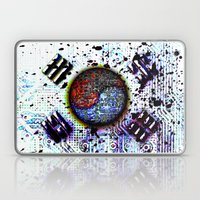 In To The Sky, Circuit B… Laptop & iPad Skin