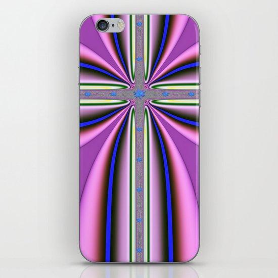 Cross Colour iPhone & iPod Skin