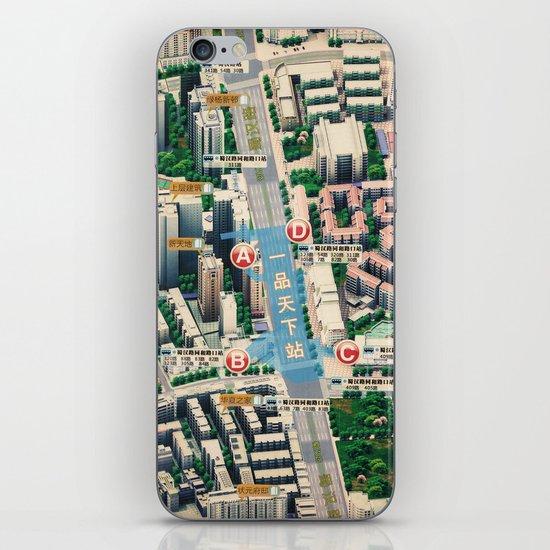v o i s i e t e q u i iPhone & iPod Skin