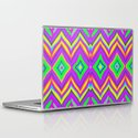 chevron heaven Laptop & iPad Skin