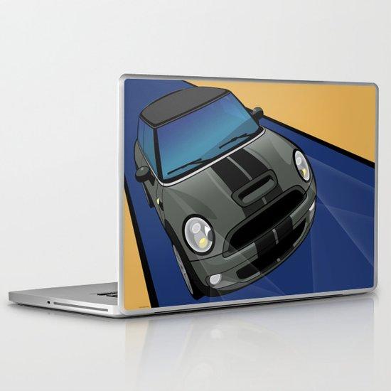 Mini Cooper - Pop Art Laptop & iPad Skin