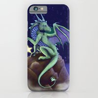 iPhone & iPod Case featuring Dragon Star by Starla Friend
