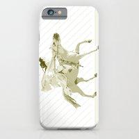 Bullet Flying iPhone 6 Slim Case