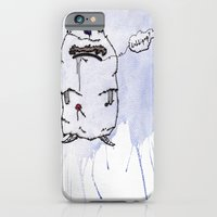 """iPhone & iPod Case featuring Little Lollipop Monster by Troy """"Gup"""" Langford"""