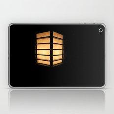Asian Lamp in the night Laptop & iPad Skin