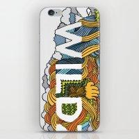 The Wildz iPhone & iPod Skin