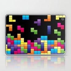 Tetris Troubles. Laptop & iPad Skin