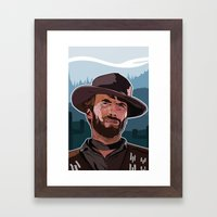 Eastwood Framed Art Print
