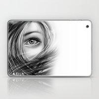 'Coz Eye Is Never Lie...… Laptop & iPad Skin