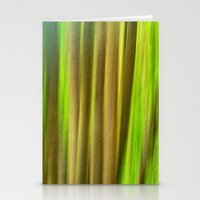 FOREST PEACE ABSTRACT Stationery Cards