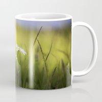 Daisy Landscape Mug