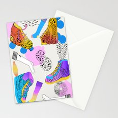 Skates & Sneakers Stationery Cards