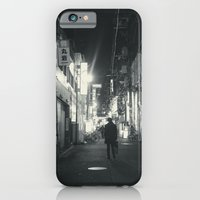 iPhone & iPod Case featuring Alleyway by blackodc