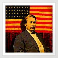 Ely Samuel Parker Art Print