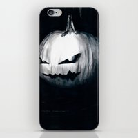 Keeping Up With Halloween iPhone & iPod Skin