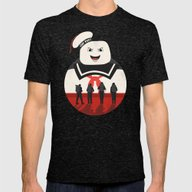 T-shirt featuring Ghostbusters by Bill Pyle