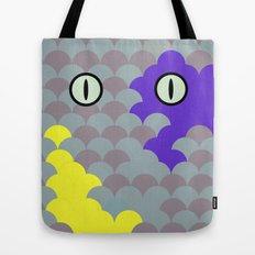 Chesire Scales - Cat Eye - Wonderland Tote Bag