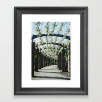 Southampton East Park, W… Framed Art Print