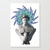 LIFECHANGES Canvas Print