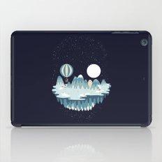 Winter skull iPad Case