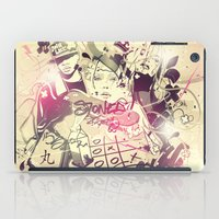 Stoned iPad Case
