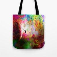 Abstract Art 2014-12-09 Tote Bag