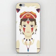The Spirit Princess iPhone & iPod Skin