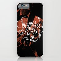 iPhone & iPod Case featuring Simmer Down by Alan Betancourt