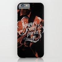 Simmer Down iPhone 6 Slim Case