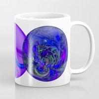 Simply Blue Mug