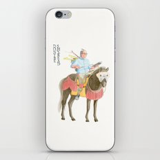 Don't be shy, read! iPhone & iPod Skin