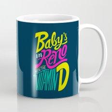 Baby's In Reno Mug