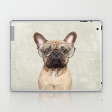 Mr French Bulldog Laptop & iPad Skin