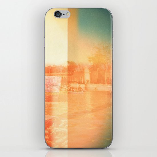 El Retiro Park (Madrid) iPhone & iPod Skin