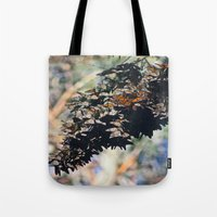 Butterfly Branch Tote Bag