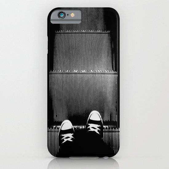 Up The Down Escalator iPhone & iPod Case
