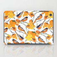 Birds In Autumn iPad Case