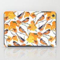Birds in Autumn iPad Case