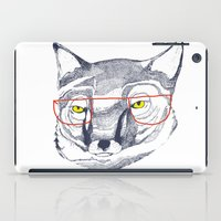Mr Fox iPad Case