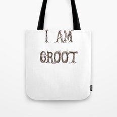 I AM GROOT Tote Bag