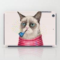 Sailor Cat II iPad Case