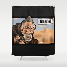 No More Shower Curtain