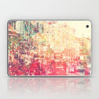 Street Of London Laptop & iPad Skin